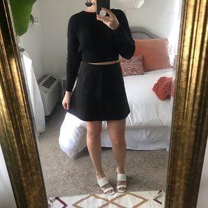 Black Skirt by J.Crew